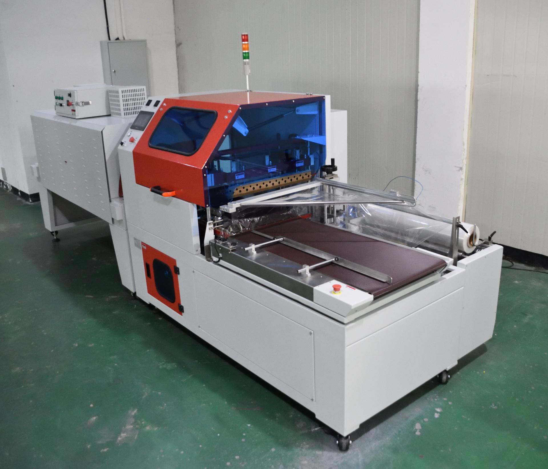JYZN-5585-20CZL热收缩包装机