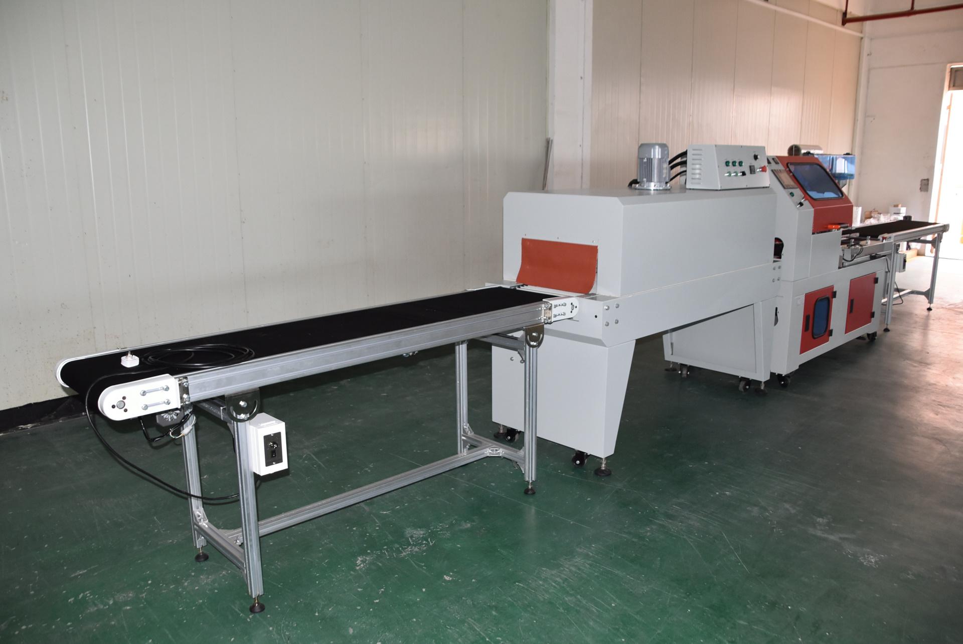 垂直包装机生产线